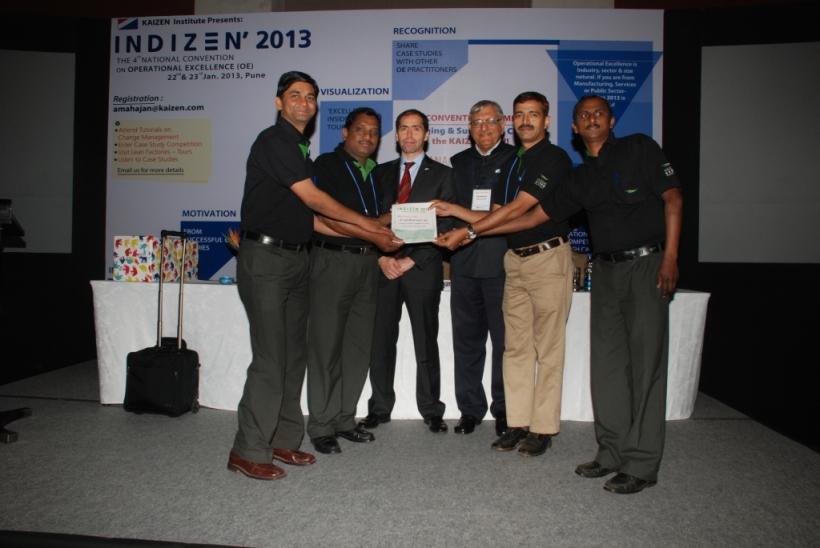 IndiZen 2013 day 2